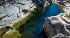 This Secluded Lagoon In Northern California Might Just Be Your New Favorite Swimming Spot