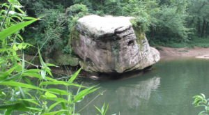 The Natural Swimming Hole In Kentucky That Will Take You Back To The Good Old Days