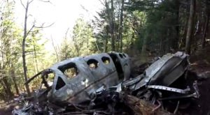 There's A Hike In North Carolina That Leads You Straight To An Abandoned Crashed Plane