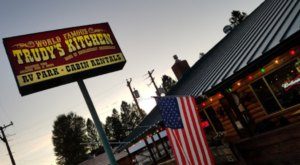 The Remote Cabin Restaurant In Idaho That Serves Up The Most Delicious Food