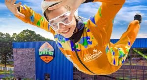 You Don't Have To Jump Out Of A Plane To Go Sky Diving In Missouri