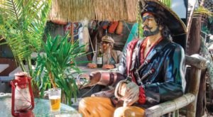 You'll Have Loads Of Fun At This Pirate-Themed Restaurant In Rhode Island