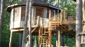 This Treehouse Hotel In Minnesota Will Completely Relax You
