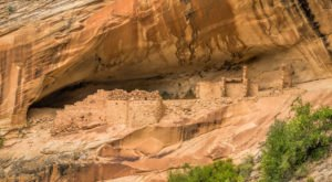 A Visit To This Ancient Utah Cave Will Take You Back In Time