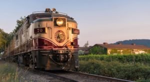 The Fourth Of July Train Ride Through The Napa Valley That Will Absolutely Enchant You