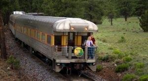 Ride The Rails Through Arizona's Countryside On This Historic Train