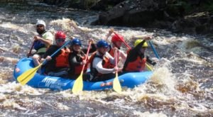 This White Water Adventure In Minnesota Is An Outdoor Lover's Dream