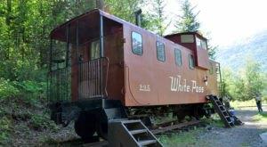 Sleep In This Train Car In Alaska For A Magical Adventure