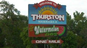 The Tiny Nebraska Town That Transforms Into A Watermelon Wonderland Each Year