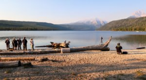 8 Stunningly Beautiful Waterfront Campgrounds In Idaho To Add To Your Bucket List