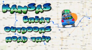 Take This Epic Road Trip To Experience Kansas' Great Outdoors