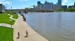 The Magical River Walk In Pittsburgh That Will Transport You To Another World