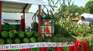 The Tiny North Carolina Town That Transforms Into A Watermelon Wonderland Each Year