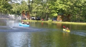 The Family-Friendly Campground In Connecticut That Will Make Your Summer Complete