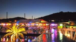 A Trip To This Floating Tiki Bar In Kentucky Is The Ultimate Way To Spend A Summer's Day