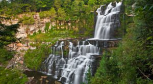 Discover One Of New York's Most Majestic Waterfalls – No Hiking Required