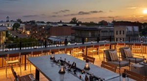The Incredible Rooftop Bar In Mississippi That Was Just Named One Of The Nation's Best