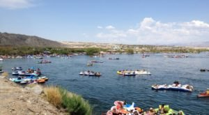 The Natural Waterpark In Nevada That's The Perfect Place To Spend A Summer's Day