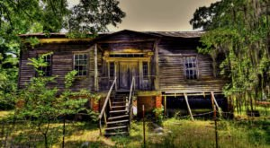 The Creepy Small Town In Alabama With Insane Paranormal Activity