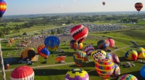 You've Never Experienced Anything Quite Like This Mesmerizing Hot Air Balloon Festival