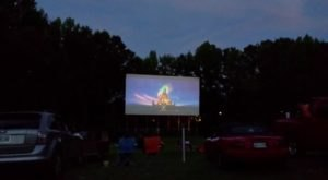 Mississippi's Only Drive-In Theater Is Hiding In A Small Town And You'll Want To Visit