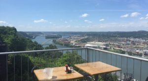 You'll Love A Trip To This Pittsburgh Restaurant Above The Clouds