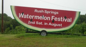 The Tiny Oklahoma Town That Transforms Into A Watermelon Wonderland Each Year