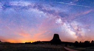 There's An Incredible Meteor Shower Happening This Summer And Wyoming Has A Front Row Seat