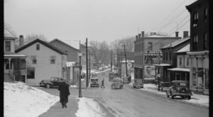 What Every Small Town In New York Had In The 1930s. It Was A Simpler Time.