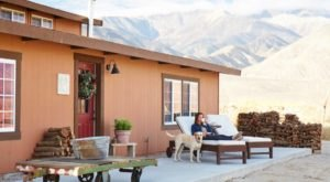 Spend The Night At This Remote Bed And Breakfast In Nevada On A Vineyard