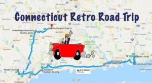 The Retro Road Trip Through Connecticut That Will Take You Back To The Good Old Days