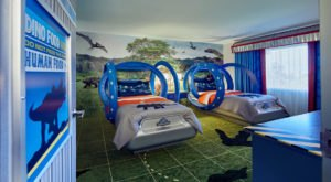 Your Family Will Love Staying In This Jurassic World Suite At Universal Orlando