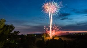 You Won't Want To Miss The 9 Most Enchanting Fireworks Displays In All Of West Virginia