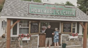 This Charming Ice Cream Shop Attached To A Kentucky General Store Is A Must-Visit