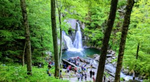 Stare At The Beauty Of Bash Bish Falls, Massachusetts's Tallest Waterfall