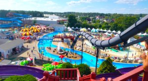 Massachusetts' Wackiest Water Park Will Make Your Summer Complete