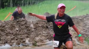 It's Impossible To Call This Awesome Mudslide Near Buffalo Anything But Pure Fun