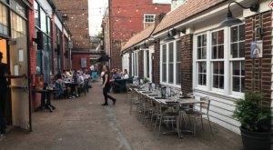 5 Hidden Alley Restaurants In Nashville That Are So Worth The Hunt