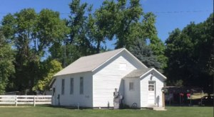 Stay Overnight In An Old One-Room Schoolhouse Right Here In Nebraska