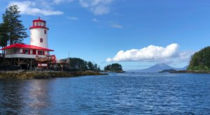 Stay At This Charming Lighthouse In Alaska For A Once In A Lifetime Adventure