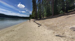 This Secluded Beach Campground In Idaho Is Perfect For A Relaxing Getaway