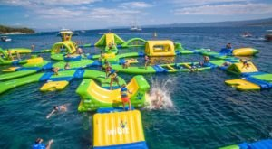 This New Floating Water Park In Texas Is Sure To Make Your Summer Epic