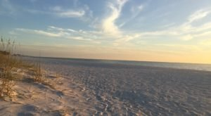 One Of The Most Remote Beaches In Florida Is Also The Most Magnificent