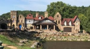 Live Like A King At This Bavarian Castle Hidden In Rural Missouri