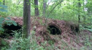 Most People Don't Know About These Strange Ruins Hiding In Alabama