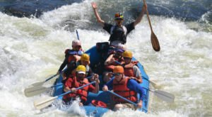 This White Water Adventure In West Virginia Is An Outdoor Lover's Dream