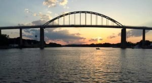This Sunset Wine Cruise In Maryland Is The Perfect Summer Adventure