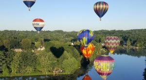 Spend The Day At This Hot Air Balloon Festival In New Hampshire For A Uniquely Colorful Experience