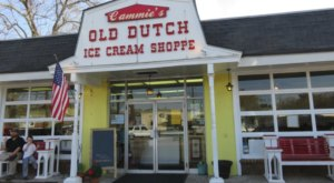 The Charming Ice Cream Parlor In Alabama That'll Satisfy Your Sweet Tooth