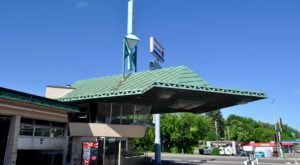 The Humble Gas Station In Minnesota That Is Actually An Architectural Wonder